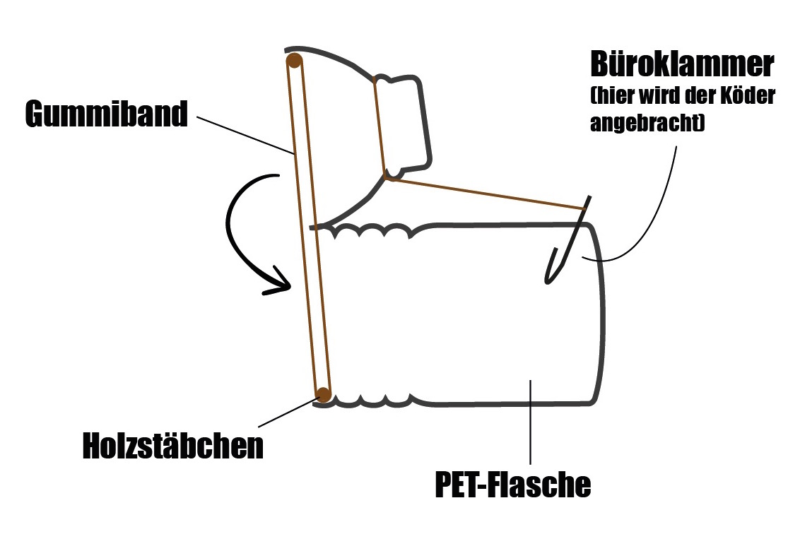 flasche-mausefalle-gummiband-PET